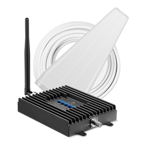 SureCall Fusion4Home 3.0 Home & Cottage Signal Booster - SC-PolyH3-72-YRA