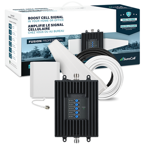 SureCall Fusion Professional Signal Booster for Cottage/Office - SC-FusionPro