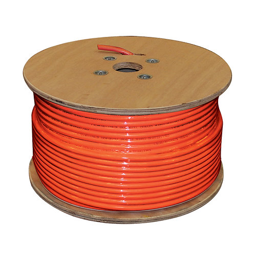 SureCall Cable 500 ft. cUL/CSA Fire Rated Plenum SC400 Ultra Low Loss Coax Cable