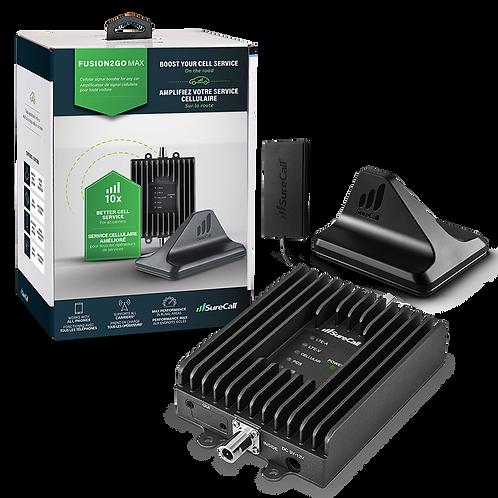 SureCall Fusion2Go Max Signal Booster for Cars & Trucks - SC-Fusion2GoMax