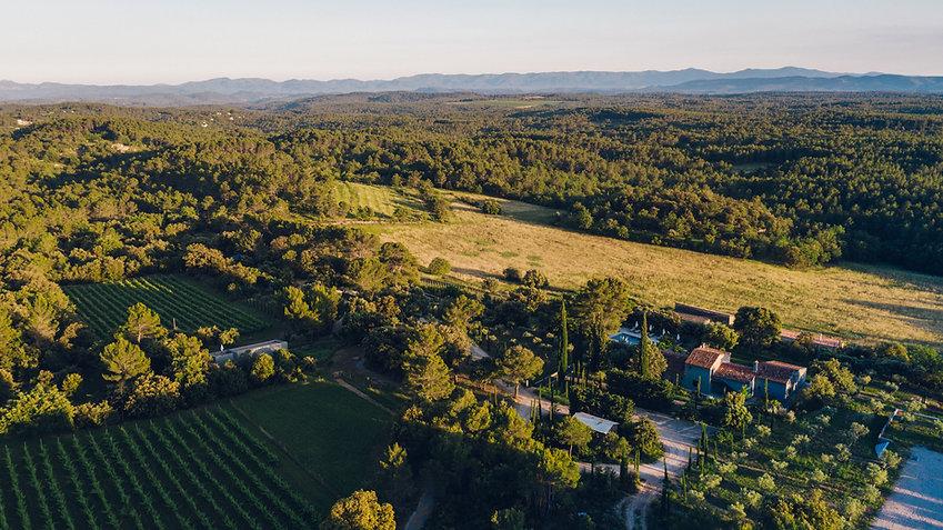 domaine de monte verdi sejour luxe nature au coeur de la forêt et des vignes var provence
