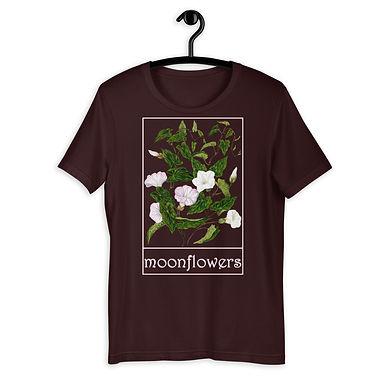 Moonflowers Tee