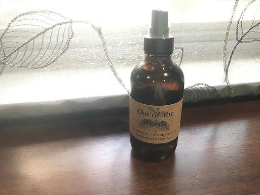 Dry Oil Body Mist (Any Fragrance)