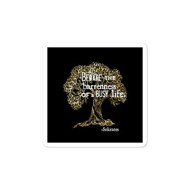Thessaly Olive Tree Bubble-free stickers