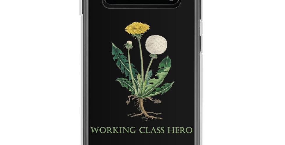 Working Class Hero Dandelion Samsung Case