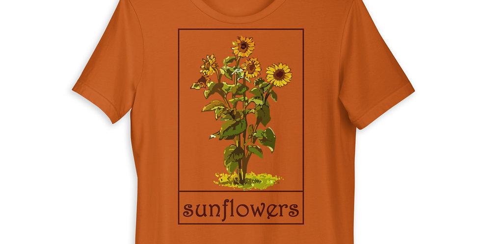 Sunflowers Tee