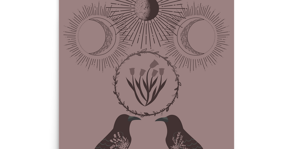 A Resonate Harmony Poster