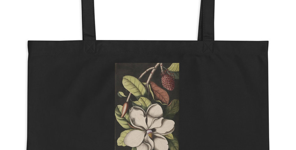 Southern Gothic Magnolia Large Tote
