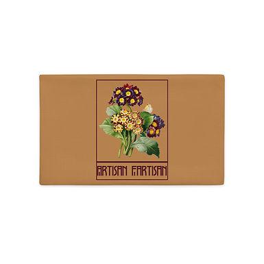 Artisan Fartisan Coreopsis Premium Pillow Case