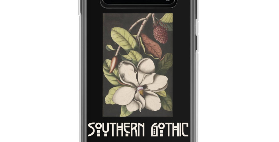 Southern Gothic Magnolia Samsung Case