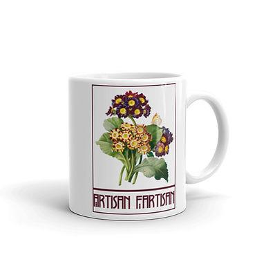 Artisan Fartisan Coreopsis Mug