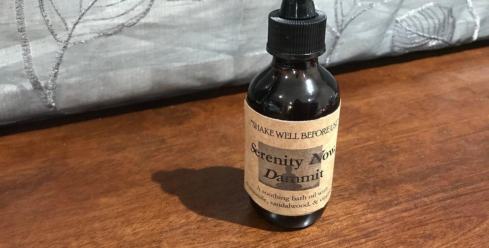 Bath Oil (Any Fragrance)