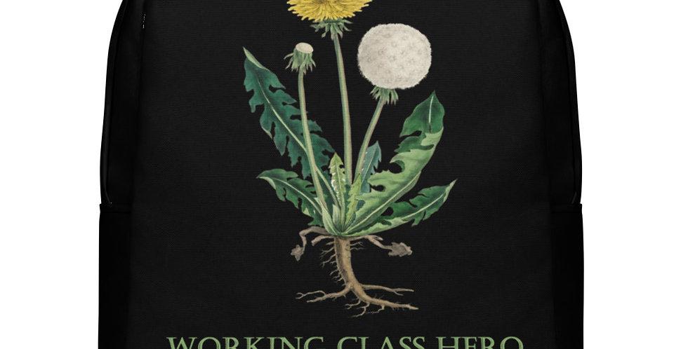 Working Class Hero Dandelion Backpack