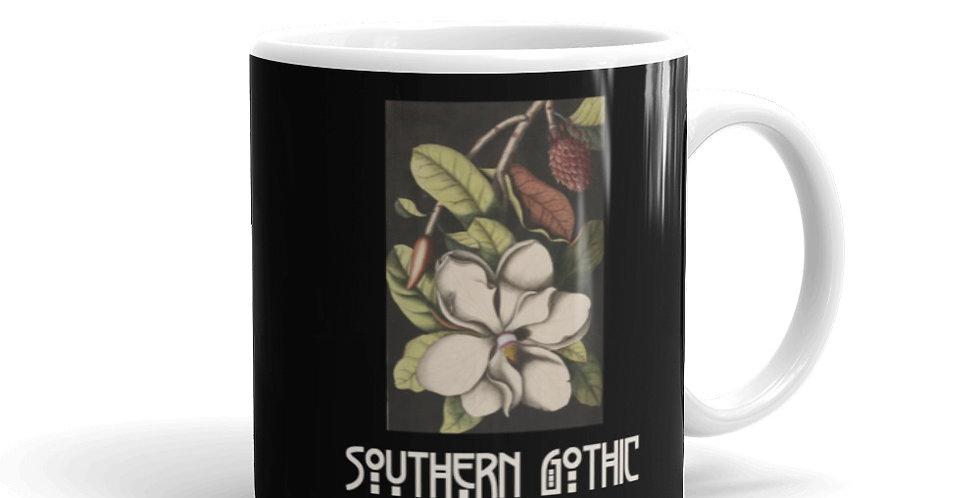 Southern Gothic Magnolia Mug