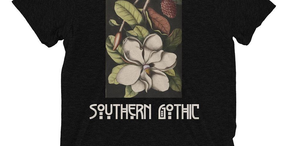 Southern Gothic Magnolia Tee