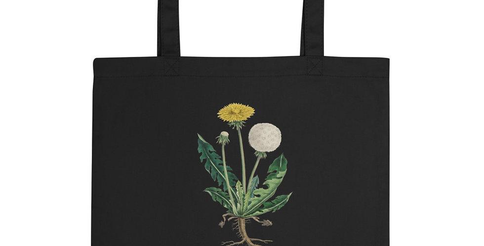 Working Class Hero Dandelion Eco Tote Bag