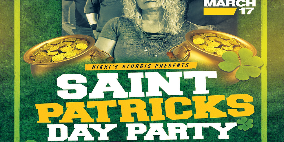 Meccabone St. Pattys Party