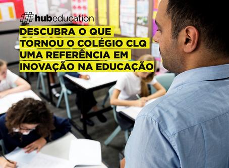 Descubra o que tornou o Colégio CLQ uma referência sobre inovação na educação