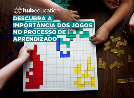 Descubra a importância dos jogos no processo de aprendizagem