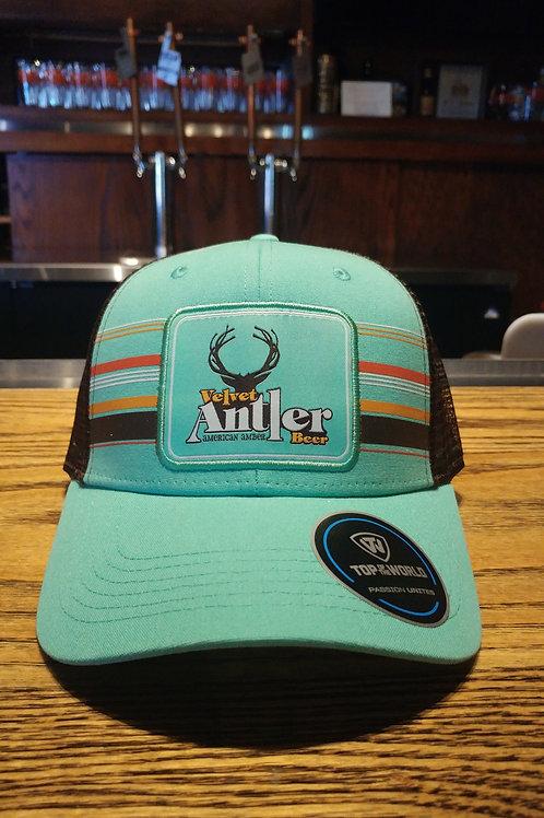 Velvet Antler Hat