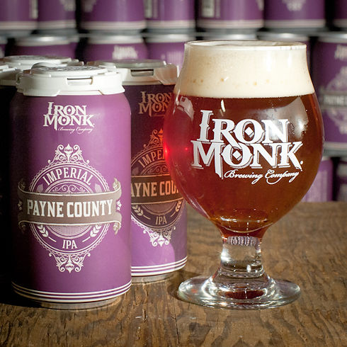 Bright D. WeizenSour - Iron Monk Brewing Company