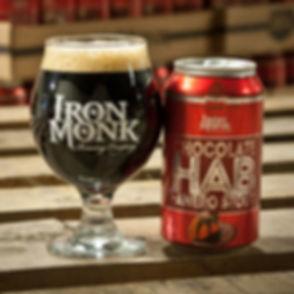 Chocolate Habanero Stout - Iron Monk Brewing Company