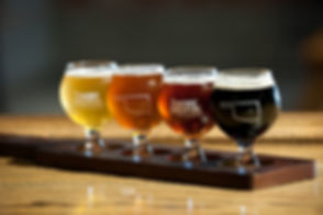 Iron Monk Brewing Company Beer Flight