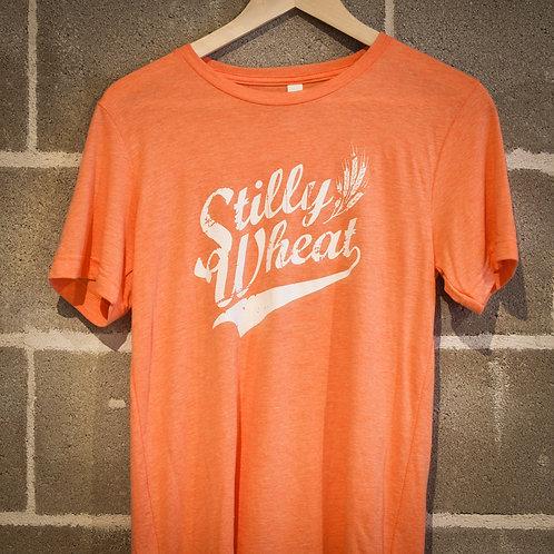 Orange Stilly Wheat Shirt