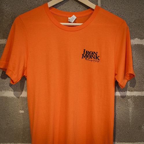 Orange Logo Shirt