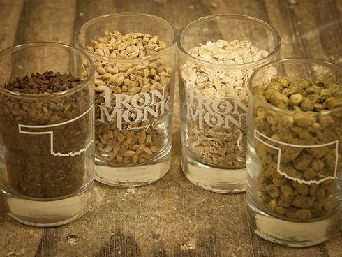 Iron Monk Brewing Ingredients
