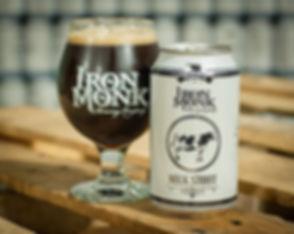 Milk Stout - Iron Monk Brewing Company