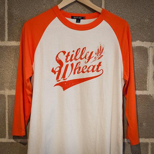 3/4 Sleeve Stilly Wheat Shirt