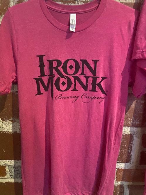 Pink Iron Monk shirt