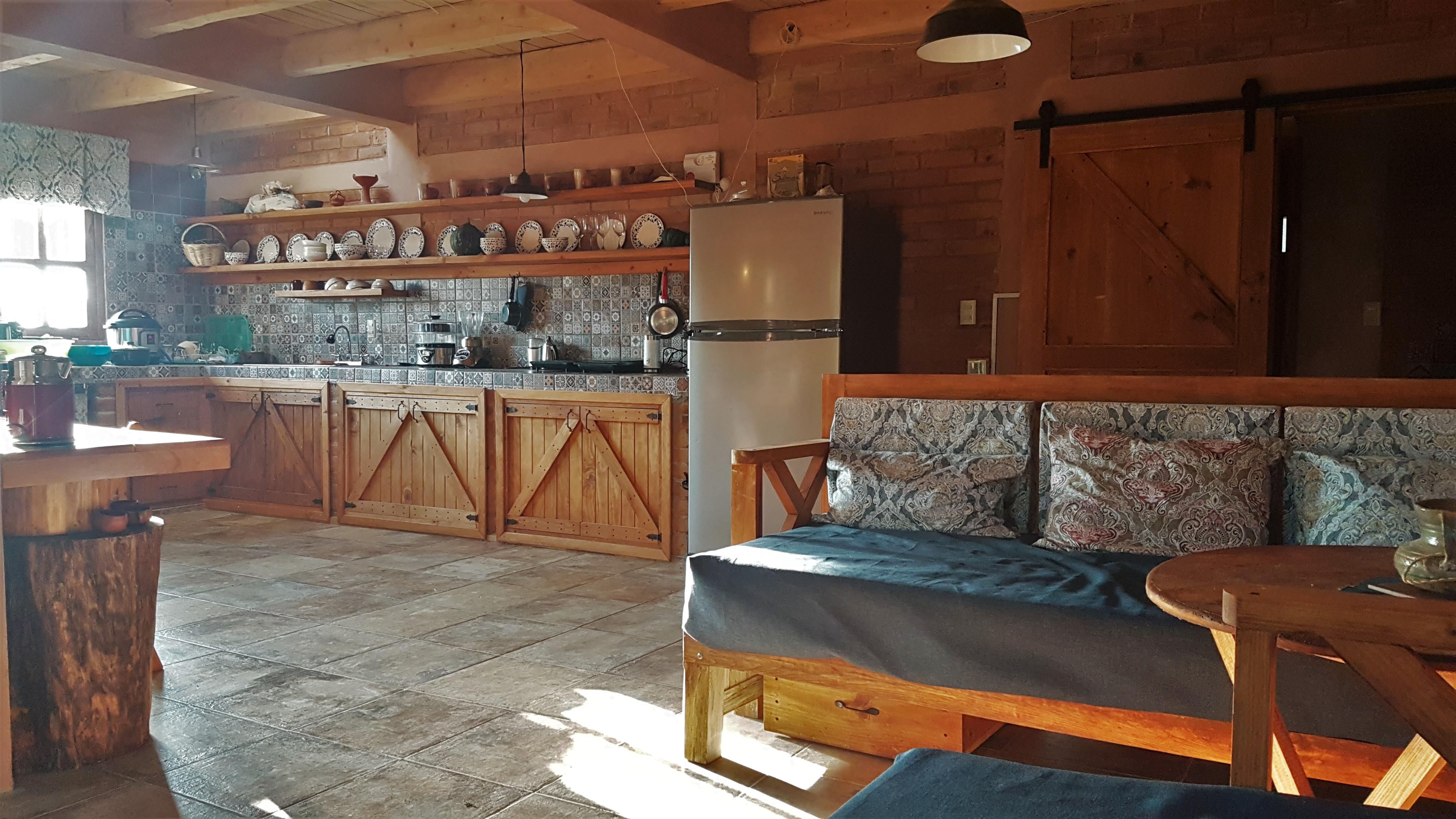 dining room&kitchen