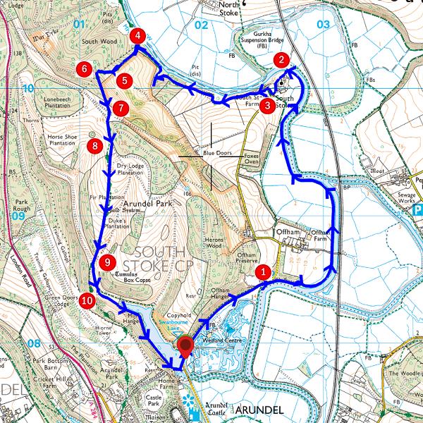 Walk - South Stoke - MAP.PNG