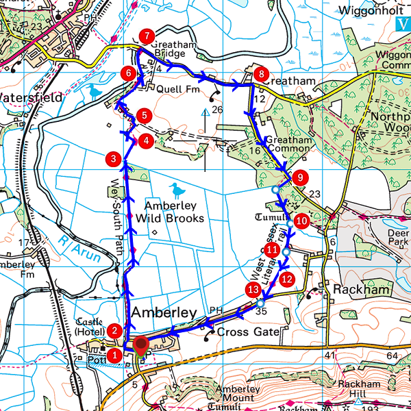 Walk - Amberley Wildbrooks - MAP.PNG