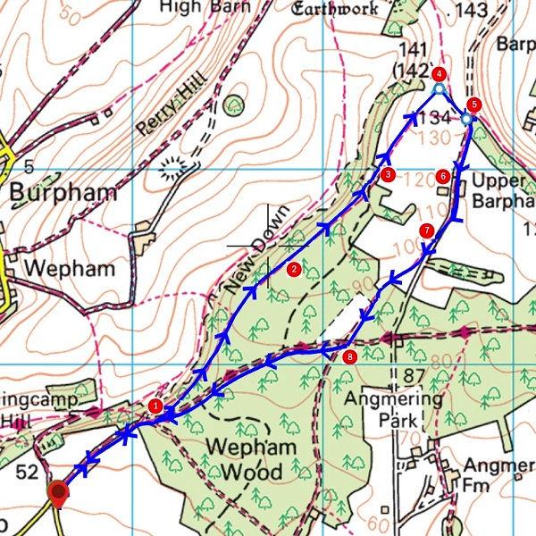 Walk - Woods & Donkeys - MAP.jpg