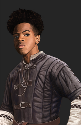 Character Design Modern Day Squire Photoshop
