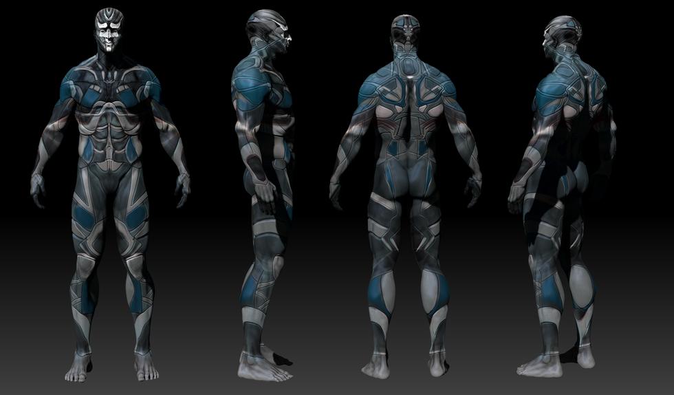 Original Cyborg Design