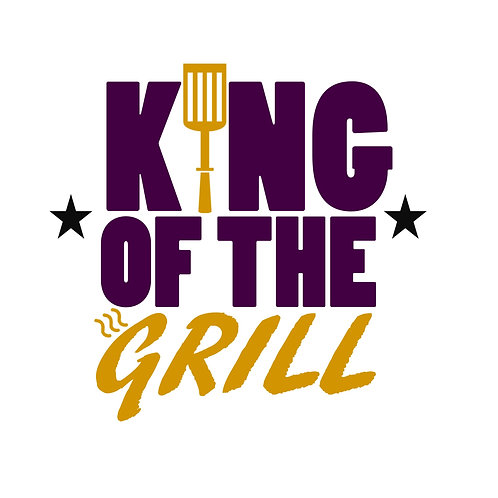King of the Grill tshirt