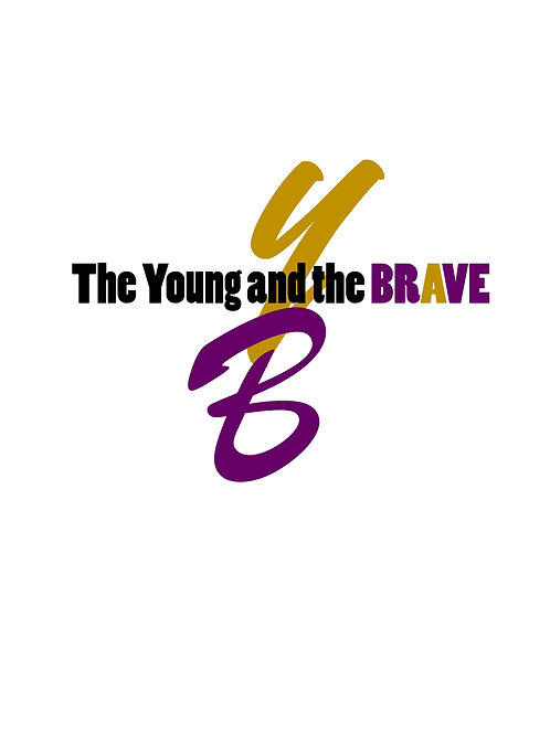 Young & the Brave tshirt