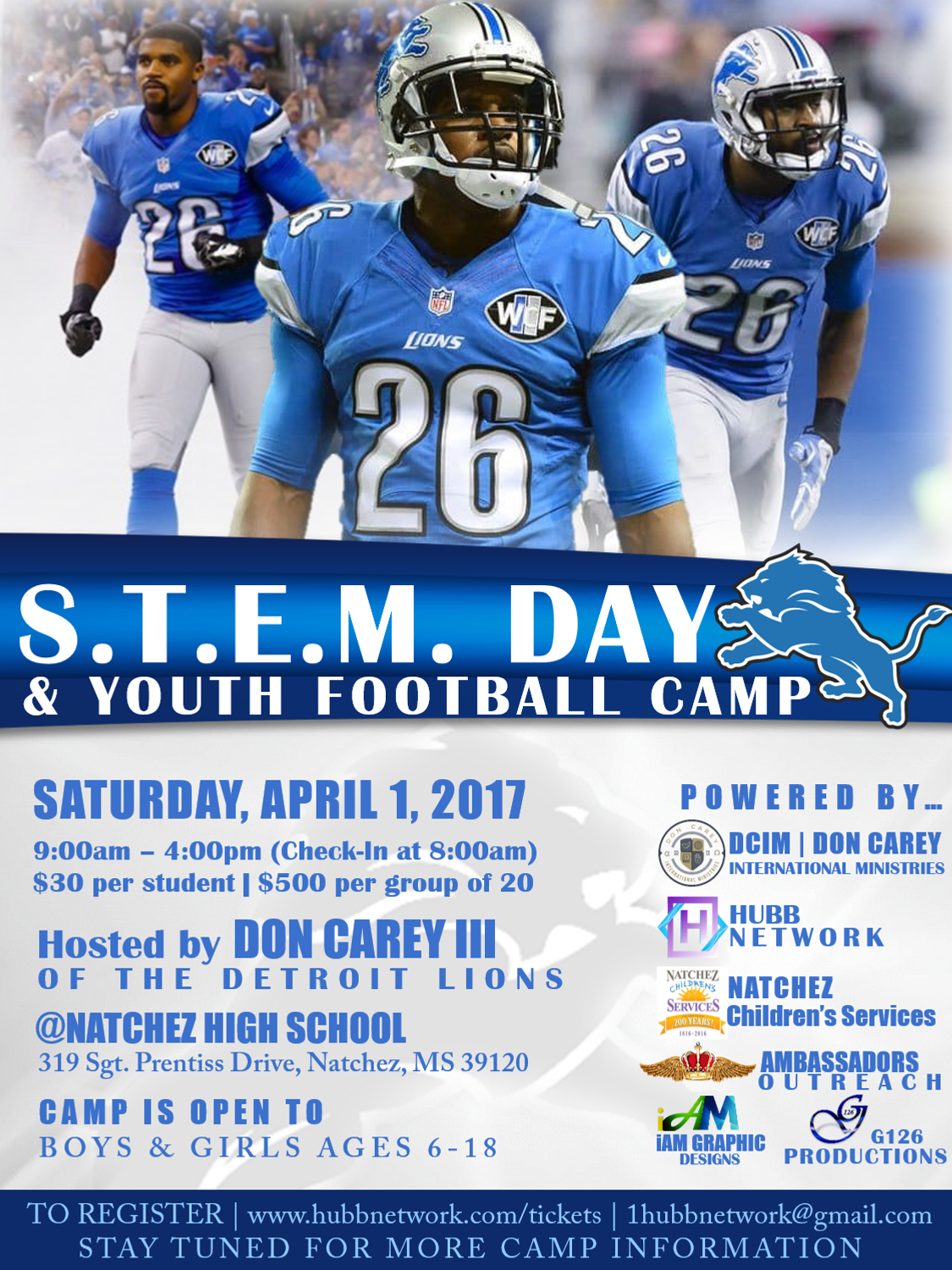 STEM and FOOTBALL CAMP.OFFICIAL3