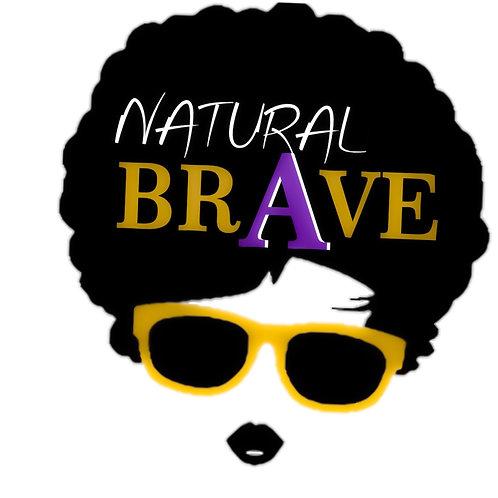 Natural Brave tshirt