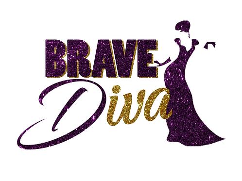 Brave Diva II tshirt