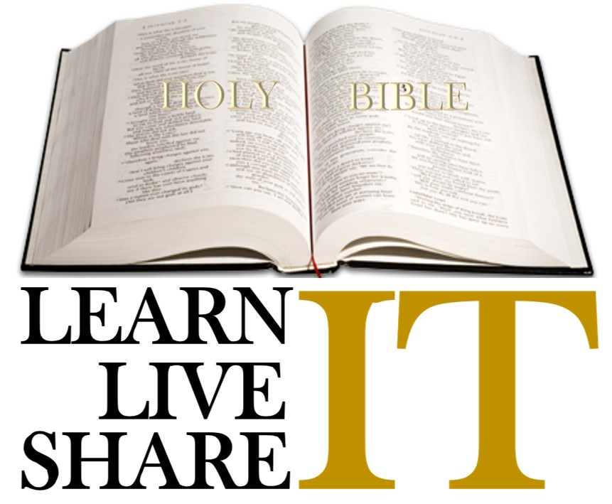 Learn. Live. Share.