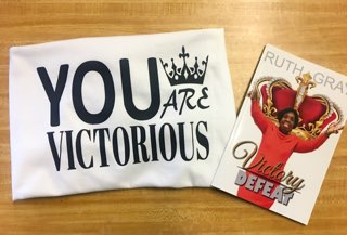 YOU ARE VICTORIOUS