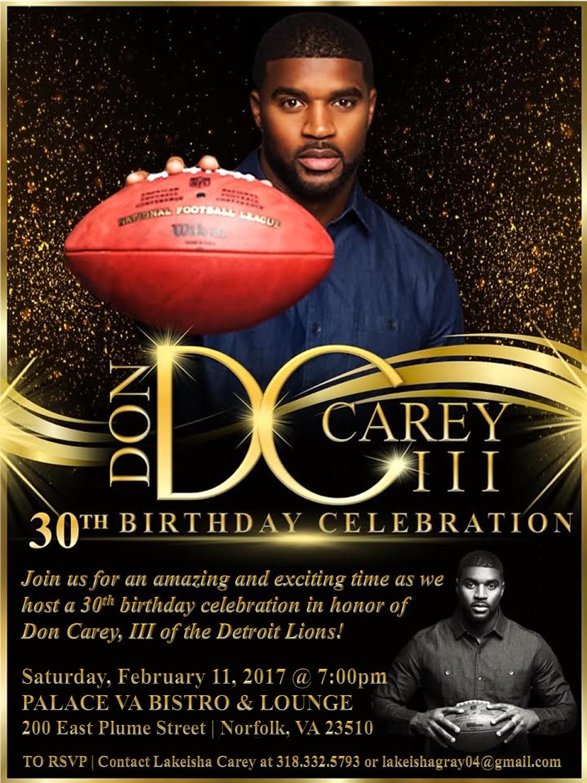 DC.OFFICIAL BIRTHDAY INVITATION DESIGN. 11TH