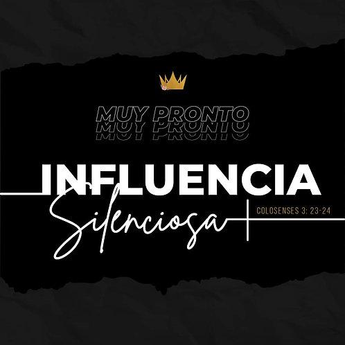 Influencia Silenciosa T-Shirt (Colombia)
