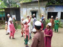 バングラ孤児院