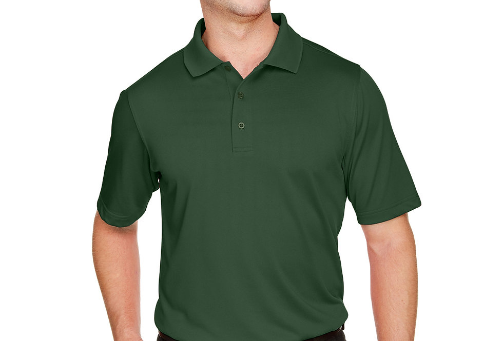 EPM348 Harriton Men's Advantage Snag Protection Plus IL Polo